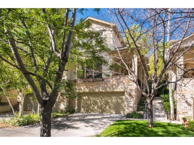 575 Garfield Street, Denver, CO 80206 (#2290796) :: Wisdom Real Estate