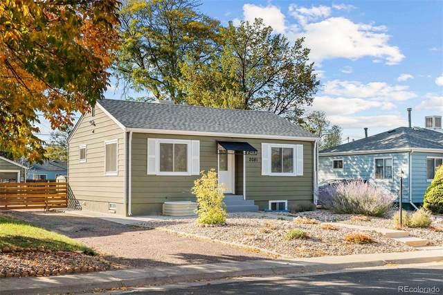2081 Hanover Street, Aurora, CO 80010 (#2291292) :: The Scott Futa Home Team