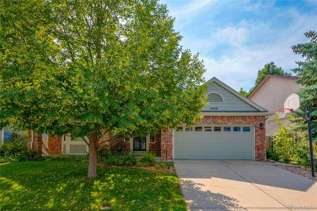 5456 S Kirk Circle, Centennial, CO 80015 (#2291334) :: Bring Home Denver with Keller Williams Downtown Realty LLC