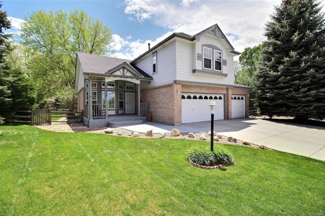 20836 Parliament Court, Parker, CO 80138 (#2291481) :: The Heyl Group at Keller Williams