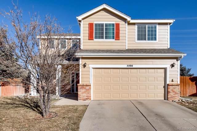 5590 Suffolk Avenue, Castle Rock, CO 80104 (MLS #2291711) :: Colorado Real Estate : The Space Agency
