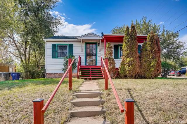 201 S Alcott Street, Denver, CO 80219 (MLS #2291863) :: Bliss Realty Group