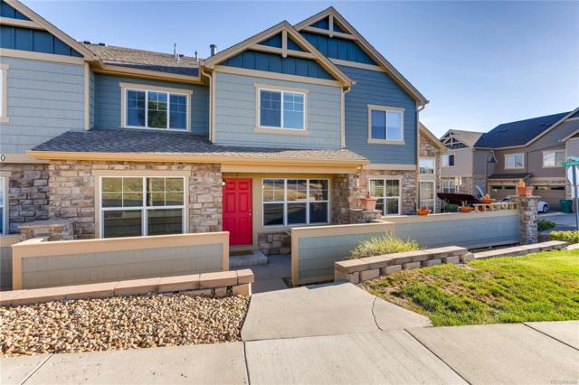 23560 Alamo Place C, Aurora, CO 80016 (#2292233) :: The Galo Garrido Group
