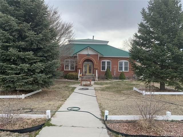 100 NE Catchpole Street, Eckley, CO 80727 (MLS #2292487) :: 8z Real Estate