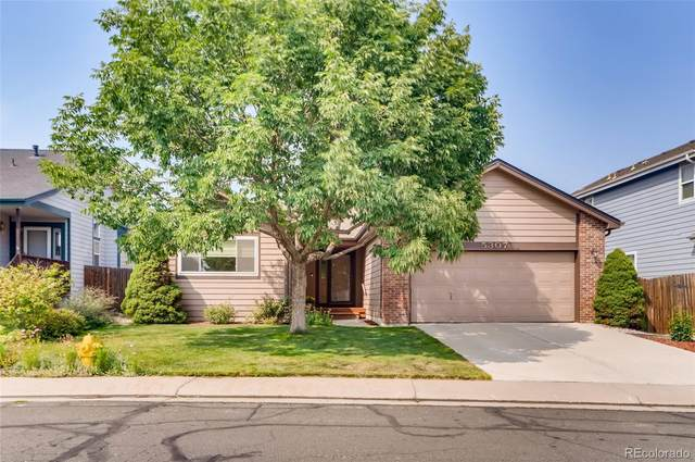 5307 E 118th Place, Thornton, CO 80233 (MLS #2292564) :: Bliss Realty Group