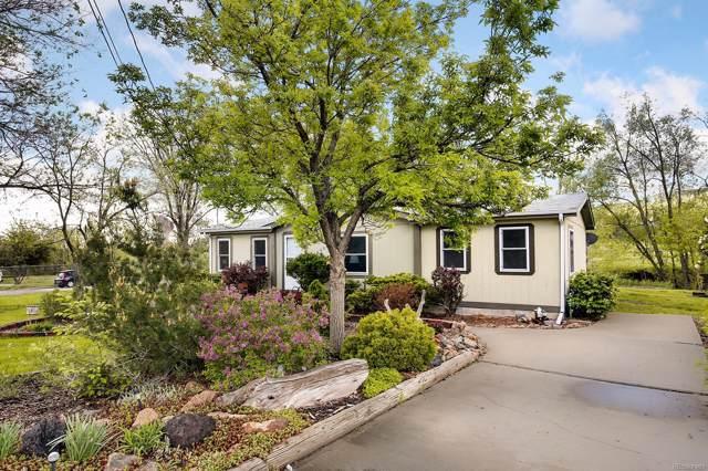 16650 Mt Vernon Road, Golden, CO 80401 (#2292884) :: The Peak Properties Group
