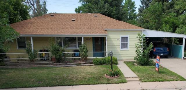 2103 W Arbor Avenue, Littleton, CO 80120 (#2293005) :: The Heyl Group at Keller Williams