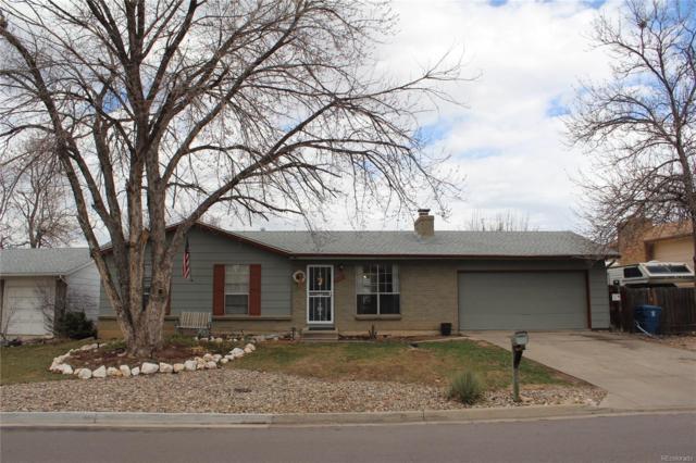 9567 W Hamilton Drive, Lakewood, CO 80227 (#2293028) :: The Peak Properties Group