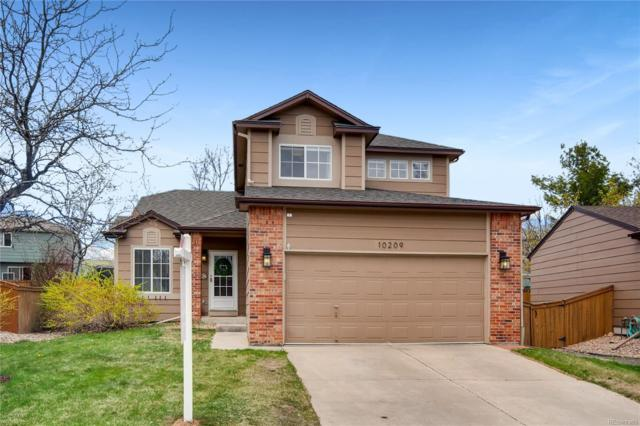 10209 Woodrose Court, Highlands Ranch, CO 80129 (#2293124) :: The Healey Group