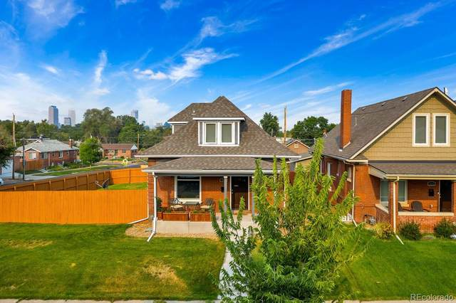 2709 N Elizabeth Street, Denver, CO 80205 (#2293167) :: Chateaux Realty Group