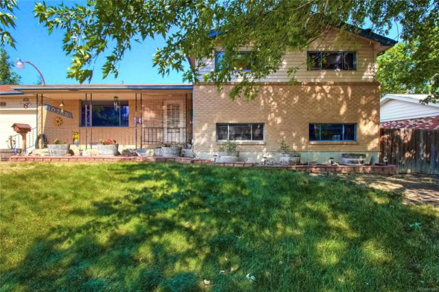 10788 Roseanna Drive, Northglenn, CO 80234 (#2293257) :: The Peak Properties Group