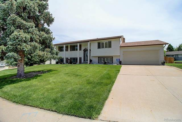 7260 S Washington Way, Centennial, CO 80122 (MLS #2293351) :: 8z Real Estate
