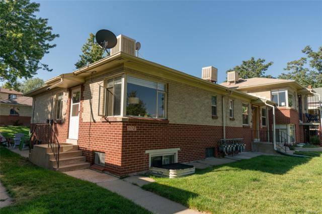 5012 W 36th Avenue #1, Denver, CO 80212 (#2293466) :: My Home Team