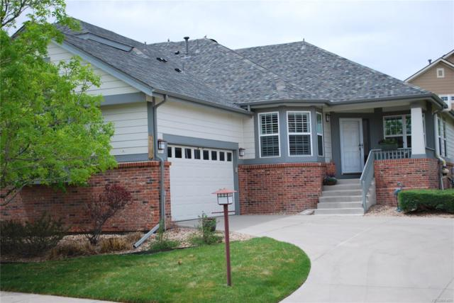 8263 S Sicily Court, Aurora, CO 80016 (#2293833) :: The Pete Cook Home Group