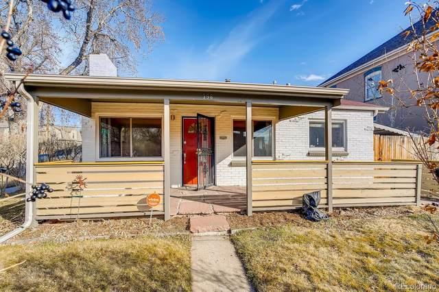 396 Clarkson Street N, Denver, CO 80218 (#2294191) :: The Gilbert Group