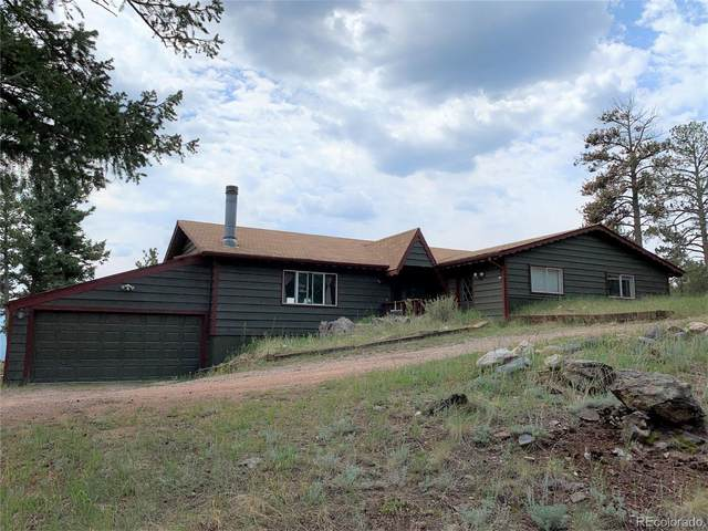 187 S Ridge Road, Bailey, CO 80421 (#2294300) :: HomeSmart Realty Group