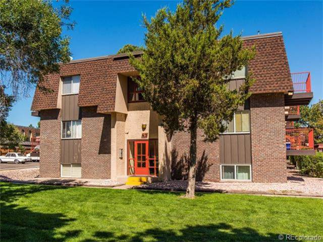 7755 E Quincy Avenue 207A3, Denver, CO 80237 (#2294398) :: The DeGrood Team
