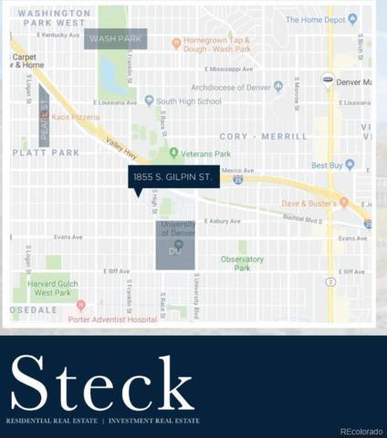 1855 S Gilpin Street, Denver, CO 80210 (MLS #2294803) :: 8z Real Estate