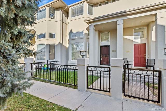 5022 E Cherry Creek South Drive, Denver, CO 80246 (#2295013) :: The Harling Team @ Homesmart Realty Group