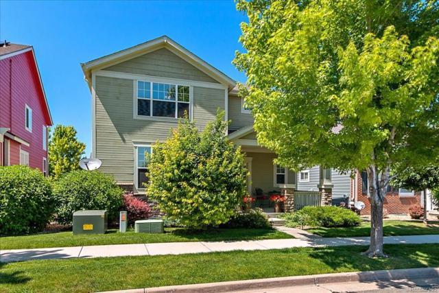 16407 E Auburn Hills Drive, Parker, CO 80134 (#2295025) :: HomePopper