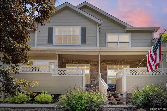 326 W Jamison Place #51, Littleton, CO 80120 (#2295097) :: Bring Home Denver with Keller Williams Downtown Realty LLC