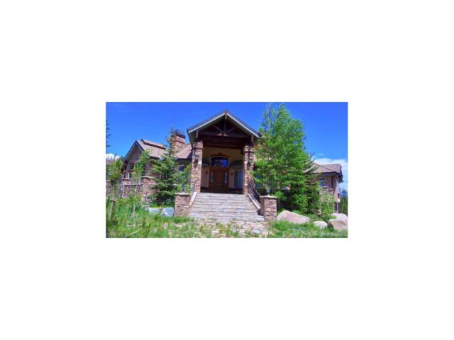 1327 County Road 511, Tabernash, CO 80478 (MLS #2295234) :: 8z Real Estate