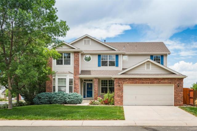 2711 E 132nd Circle, Thornton, CO 80241 (#2295374) :: The Pete Cook Home Group