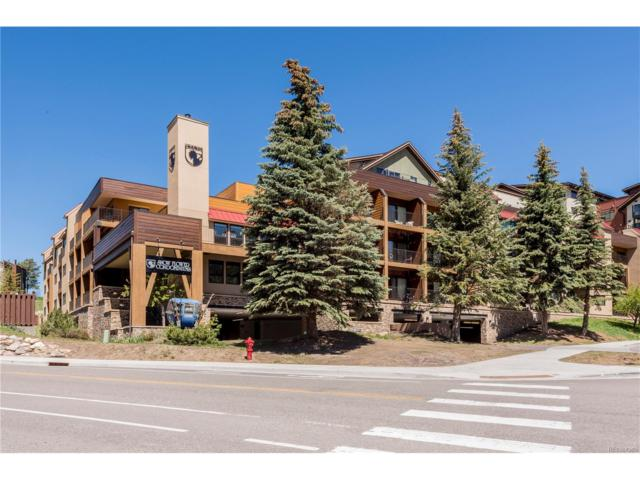 2200 Apres Ski Way #306, Steamboat Springs, CO 80487 (#2295392) :: The Griffith Home Team