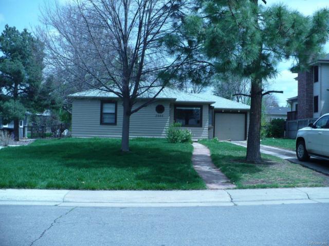 2980 S Clermont Drive, Denver, CO 80222 (#2295664) :: House Hunters Colorado