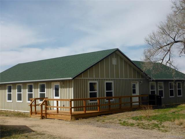 123 W 1st Street, Flagler, CO 80815 (MLS #2295885) :: 8z Real Estate