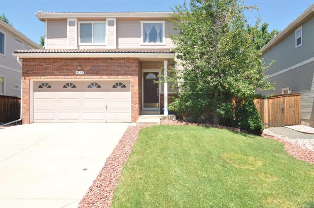 4779 Waldenwood Drive, Highlands Ranch, CO 80130 (#2295984) :: Structure CO Group