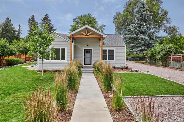 2341 Garrison Street, Lakewood, CO 80215 (#2296231) :: The Dixon Group