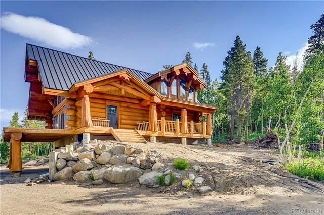 709 Glacier Ridge Road, Alma, CO 80420 (MLS #2296729) :: Bliss Realty Group