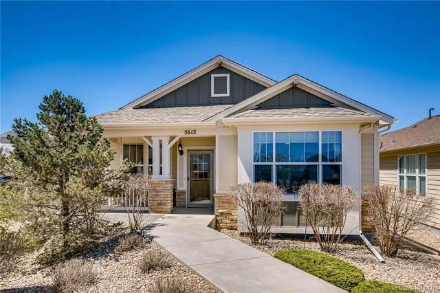 5612 Van Bibber Court, Golden, CO 80403 (#2296912) :: Wisdom Real Estate