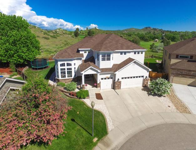 4398 Golf Vista Court, Loveland, CO 80537 (#2297179) :: The Peak Properties Group