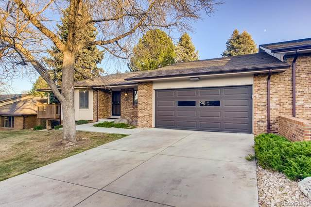 2615 Oak Drive #34, Lakewood, CO 80215 (#2297204) :: Chateaux Realty Group