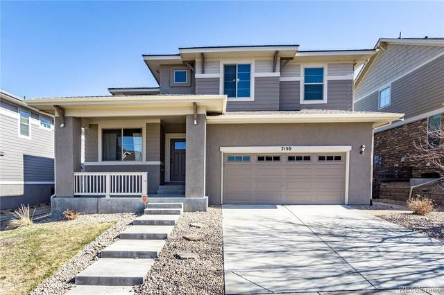 7150 S Robertsdale Way, Aurora, CO 80016 (#2297226) :: Finch & Gable Real Estate Co.