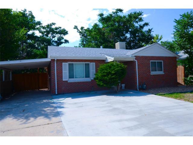 2211 Quebec Street, Denver, CO 80207 (#2297288) :: Thrive Real Estate Group