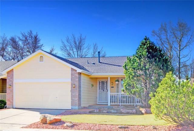 12602 W Brandt Place, Littleton, CO 80127 (#2297376) :: The Peak Properties Group