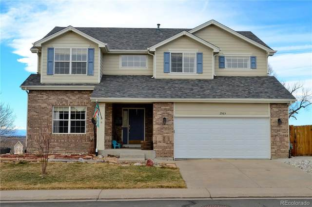 2965 E 135th Place, Thornton, CO 80241 (MLS #2297549) :: 8z Real Estate