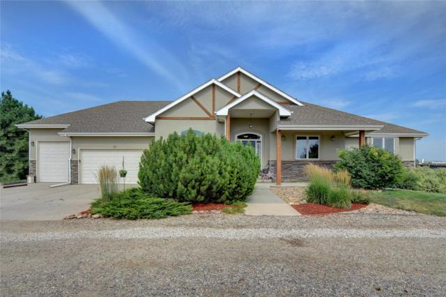 5505 E County Road 16, Loveland, CO 80537 (MLS #2297573) :: 8z Real Estate
