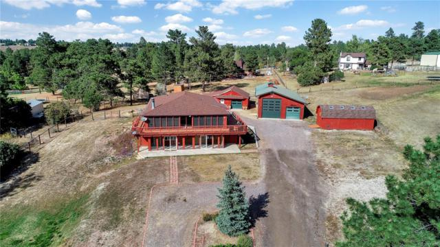 365 Stagecoach Trail, Elizabeth, CO 80107 (#2297605) :: Colorado Home Realty