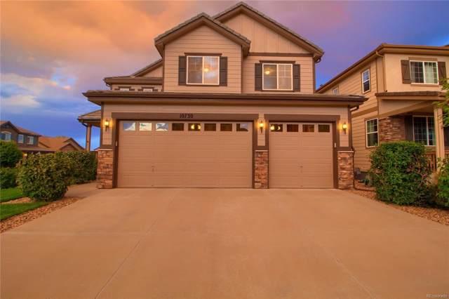 10730 Hillsboro Street, Parker, CO 80134 (MLS #2297662) :: 8z Real Estate