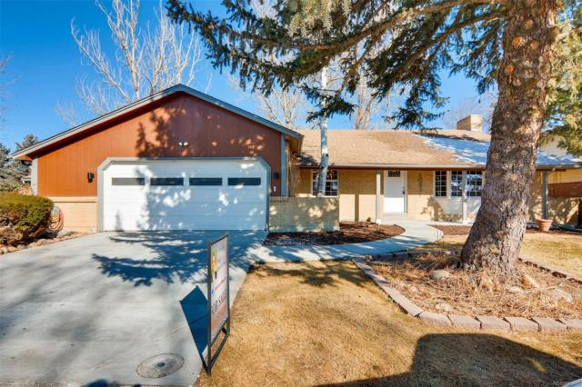 10531 W 101st Place, Westminster, CO 80021 (#2297836) :: The Griffith Home Team