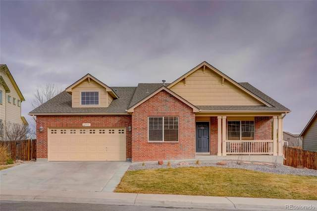 6777 E 131st Drive, Thornton, CO 80602 (#2297934) :: Berkshire Hathaway HomeServices Innovative Real Estate