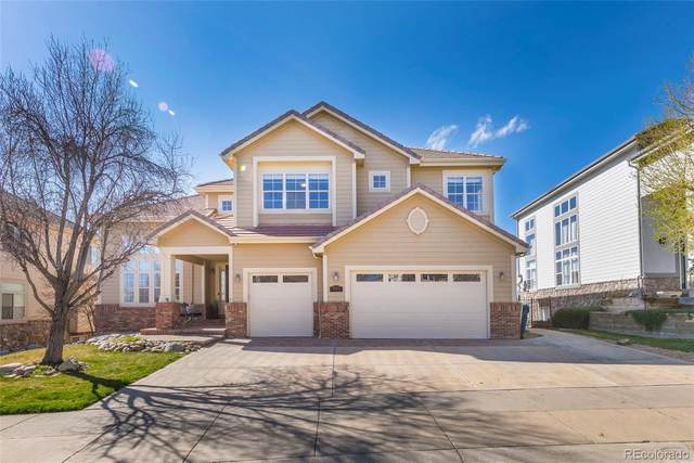 6583 S Quemoy Way, Aurora, CO 80016 (#2297963) :: The Harling Team @ HomeSmart