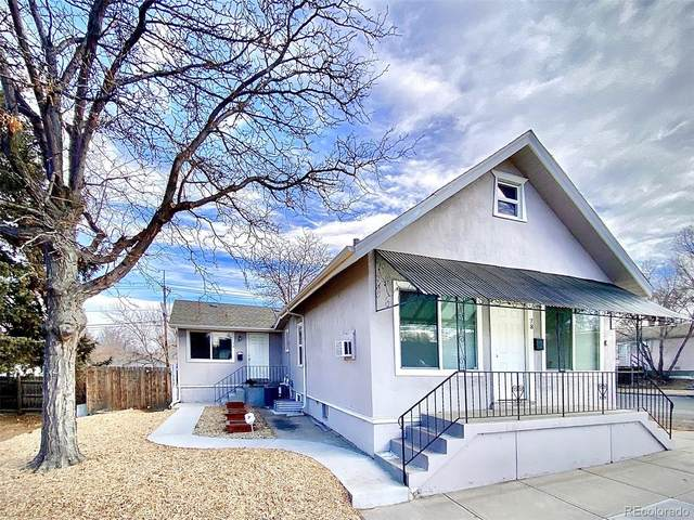 76 S Knox Court, Denver, CO 80219 (#2298070) :: The Healey Group