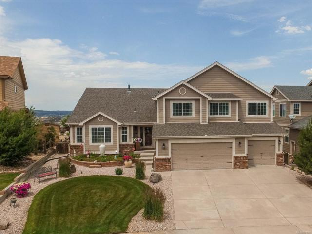 1683 Rosemary Drive, Castle Rock, CO 80109 (#2298509) :: HomePopper