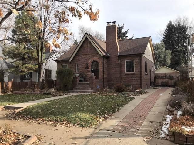 610 S Gaylord Street, Denver, CO 80209 (#2298773) :: The Peak Properties Group