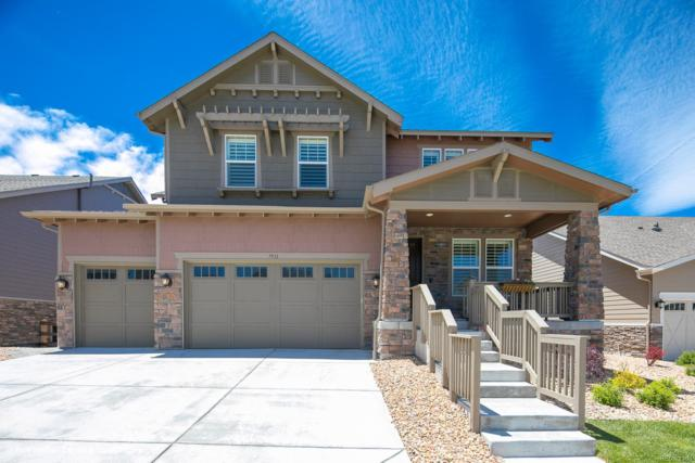 7931 S Flat Rock Way, Aurora, CO 80016 (#2298939) :: The Heyl Group at Keller Williams